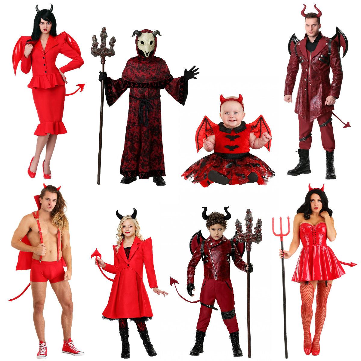 Devil Costume Ideas