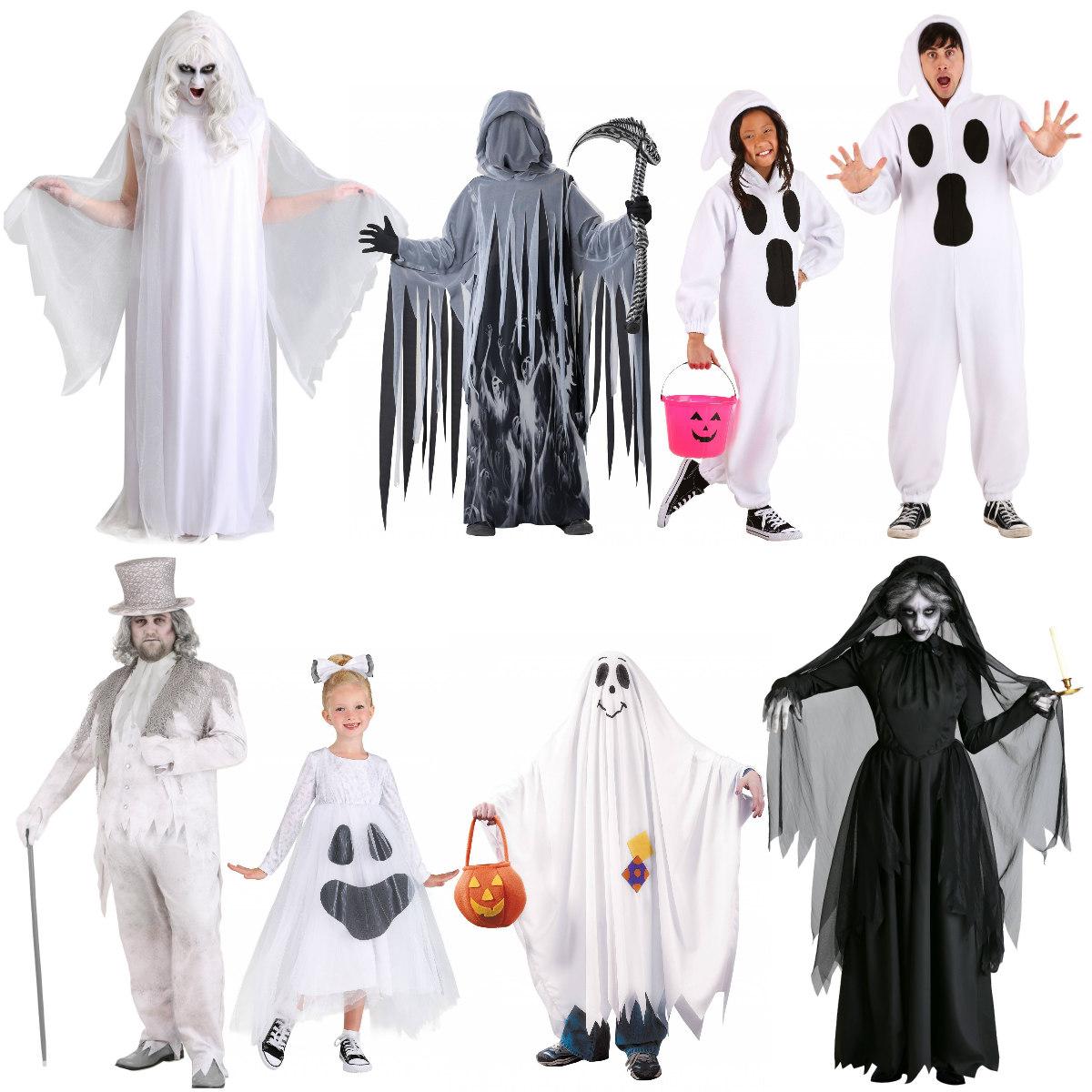 Ghost Costume Ideas