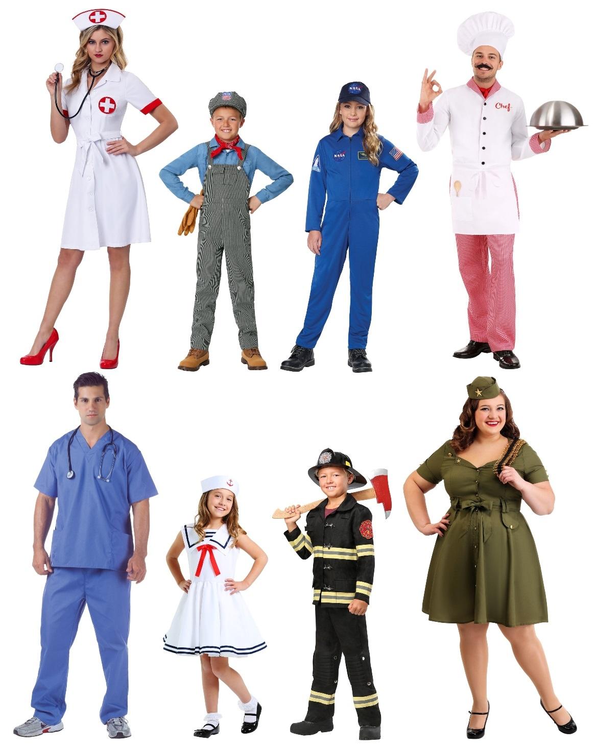 Occupation Costume Ideas