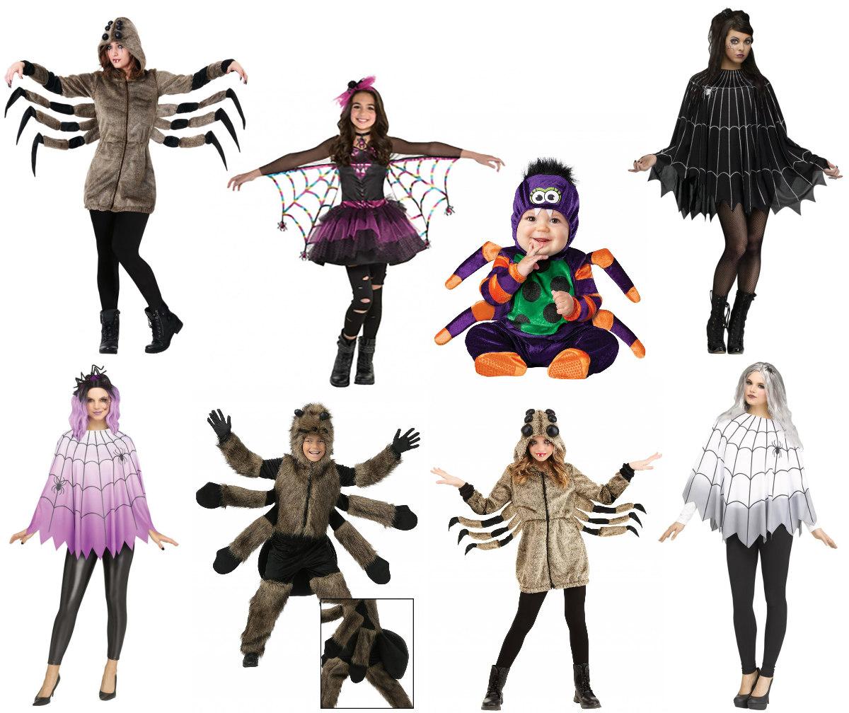 Spider Costume Ideas