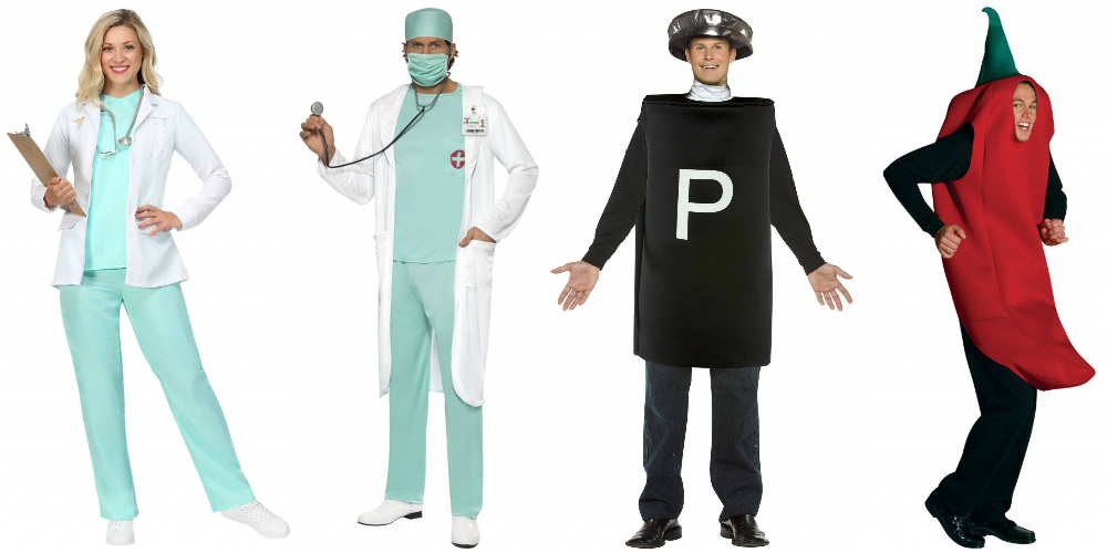 Doctor Pepper pun costumes