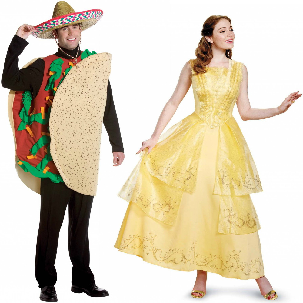 Taco Belle pun costumes