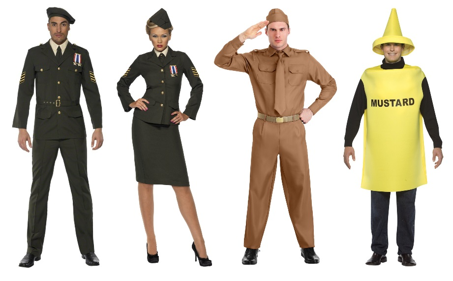 Colonel Mustard Halloween Costume
