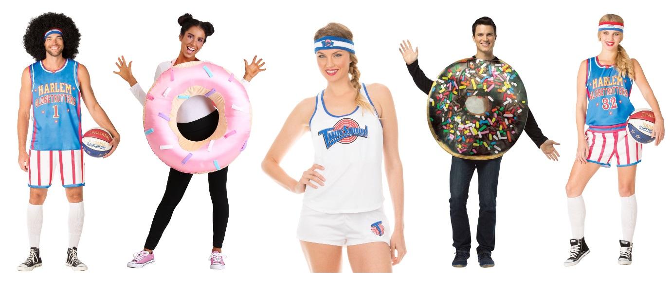 Dunkin' Doughnuts Halloween Costume