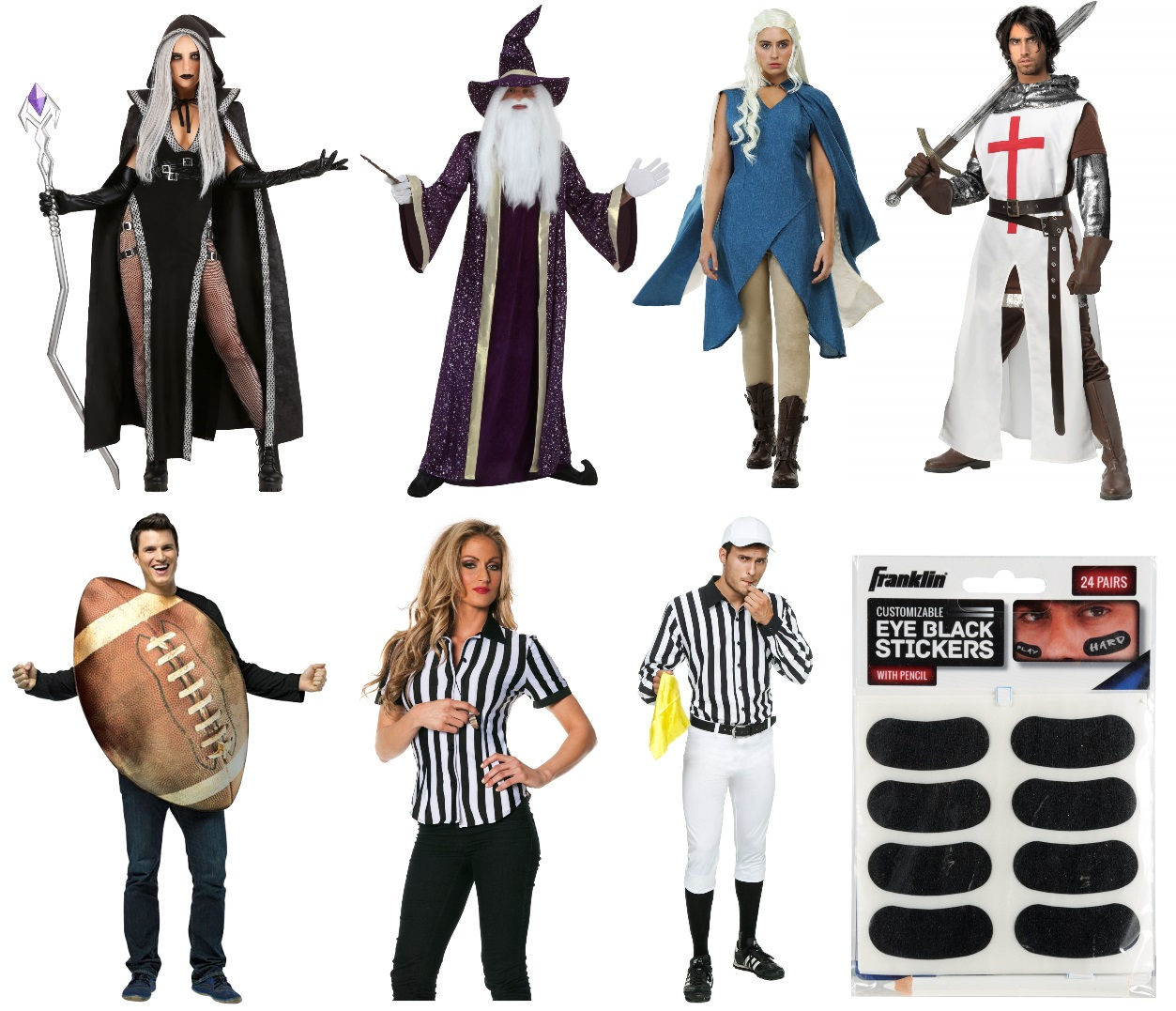Fantasy Football Halloween Costumes