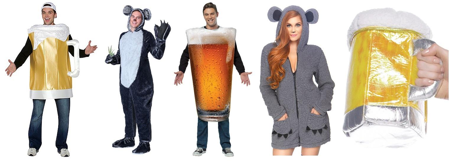 Koala Beer Halloween Costume