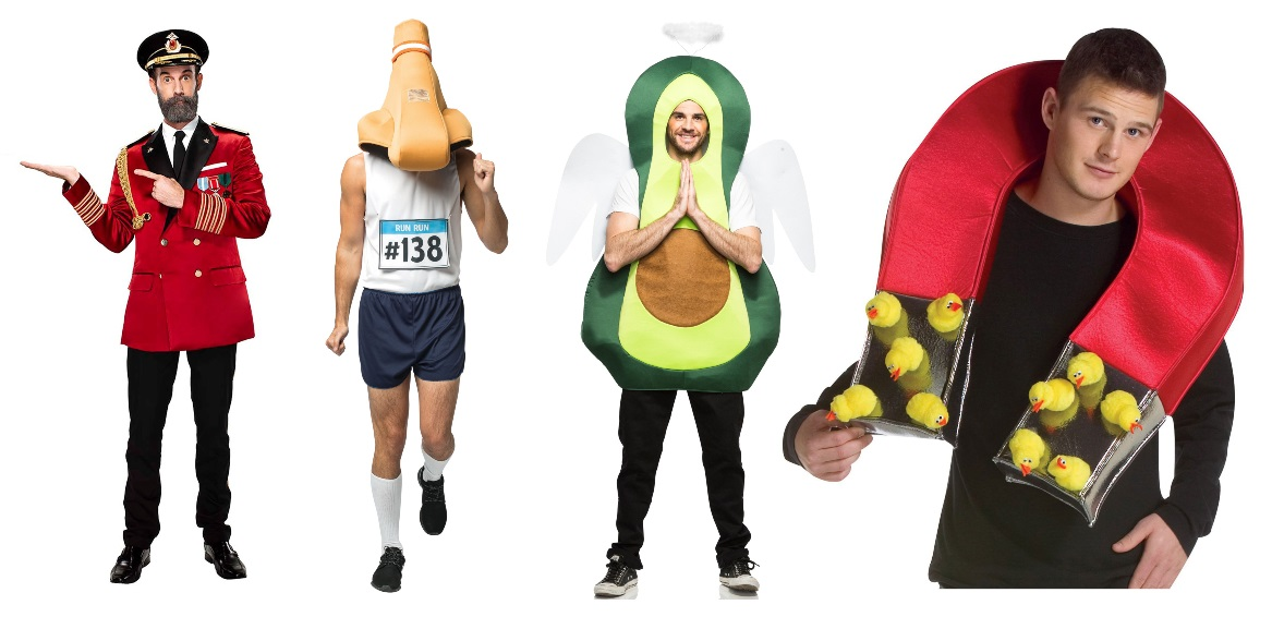 other Pun Costume Ideas