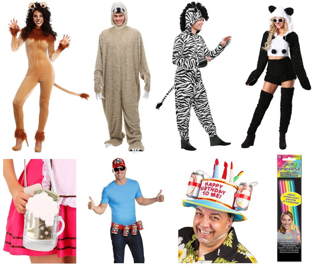 Party Animal Halloween Costume