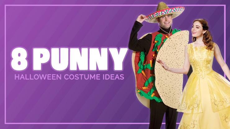 8 Punny Halloween Costume Ideas