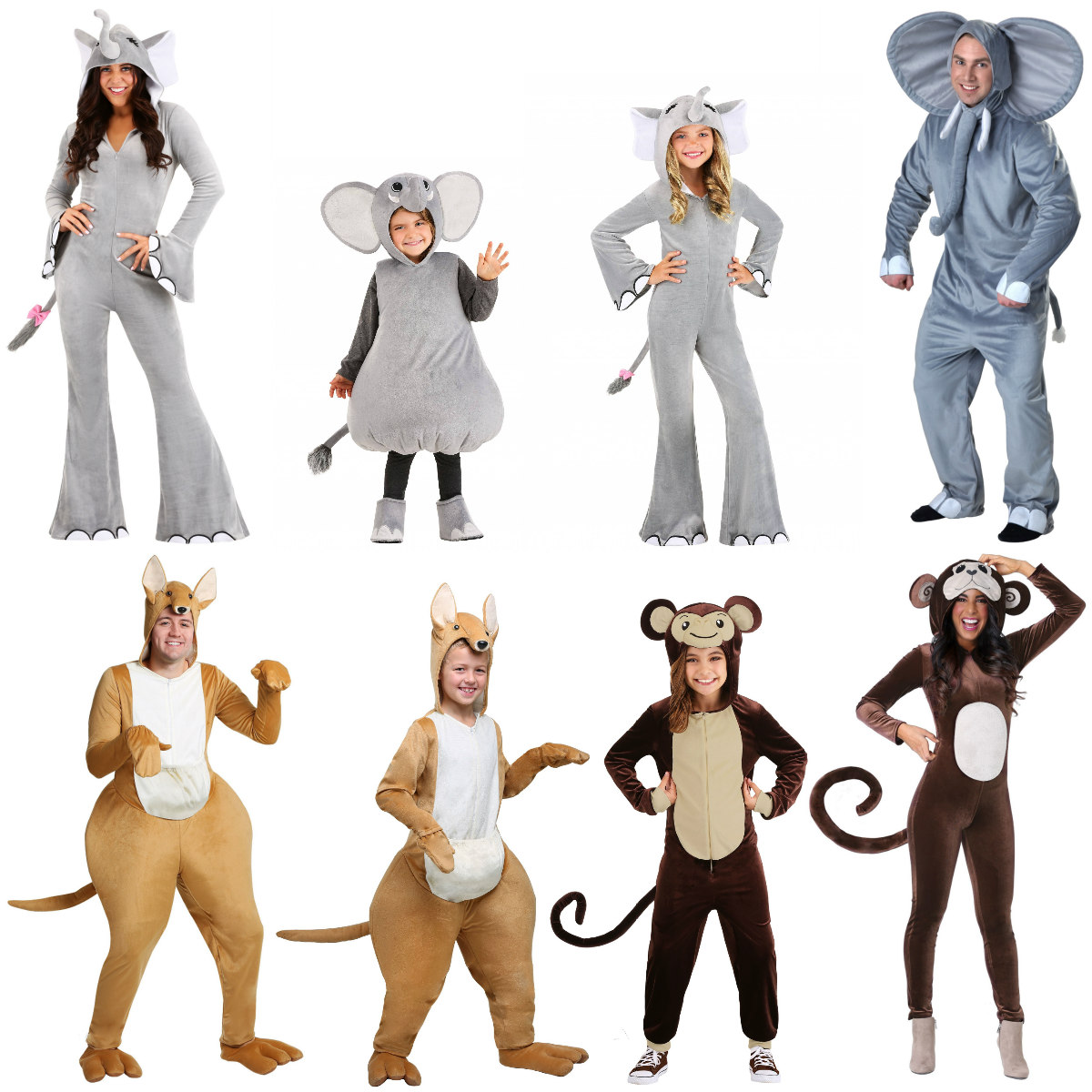 Horton Hears a Who costumes