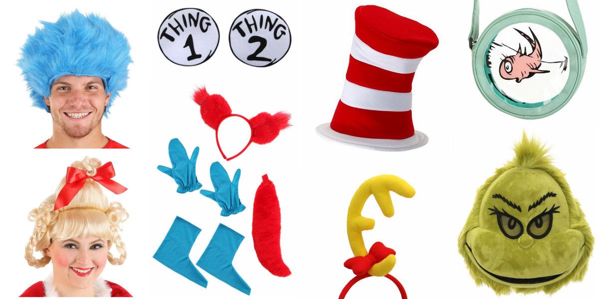 Dr. Seuss Accessories