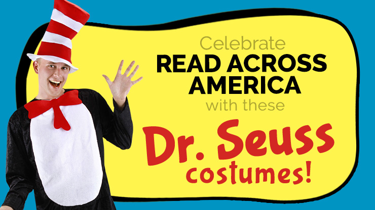 Celebrate Read Across America With These Dr. Seuss Costumes