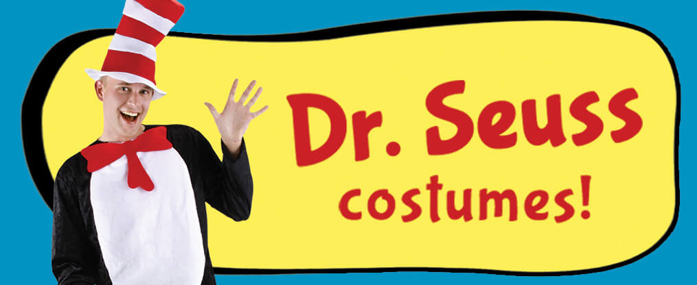 Dr. Seuss Costumes for Reading Events and Holidays