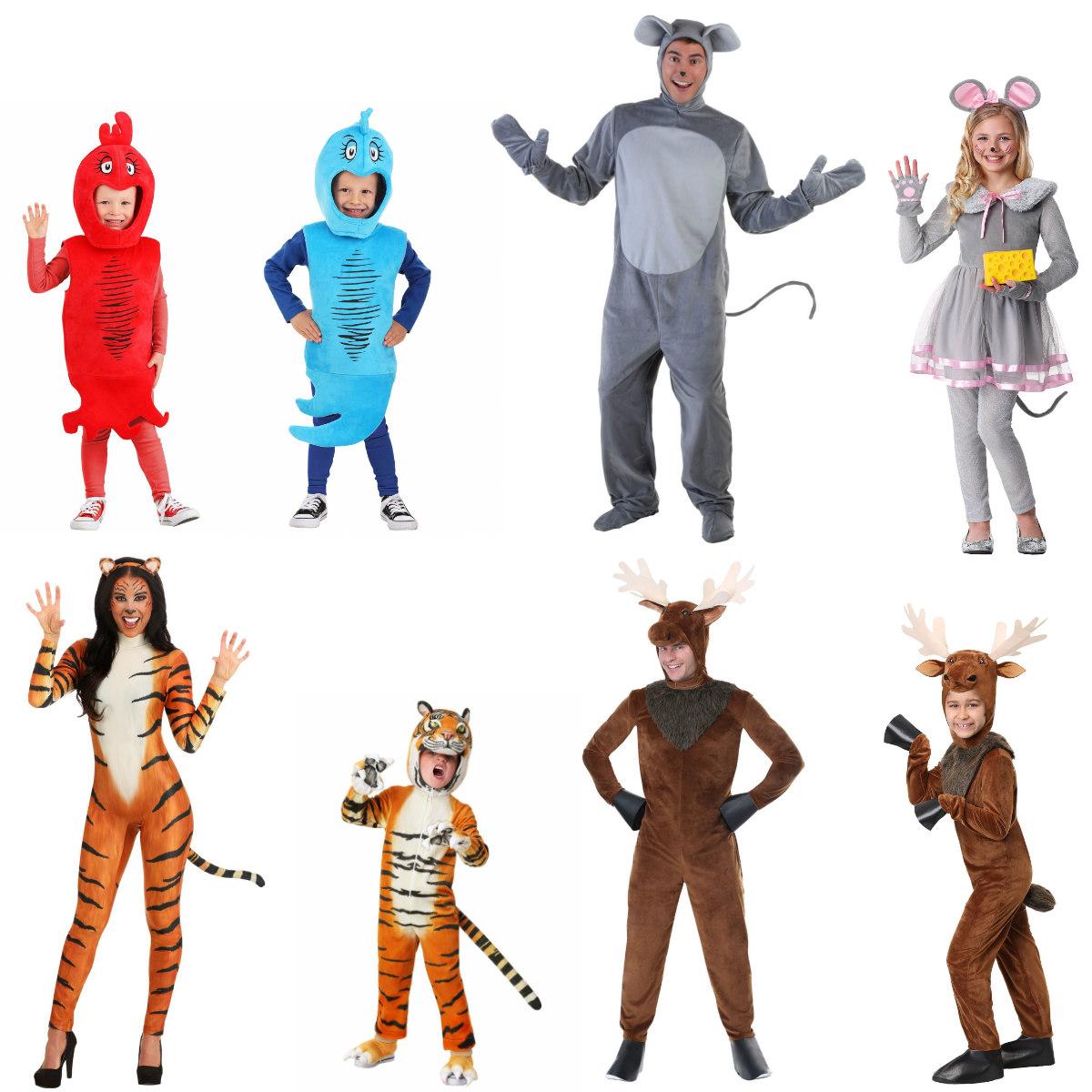 More Dr. Seuss Costumes
