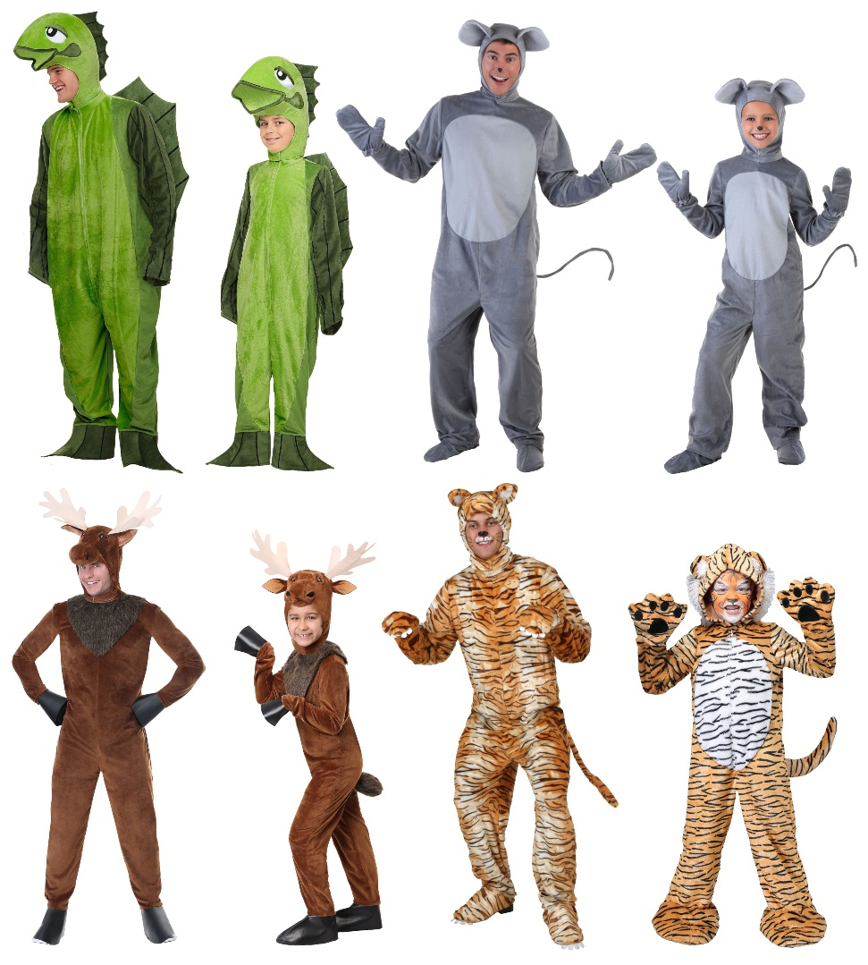 Other Dr. Seuss Costumes