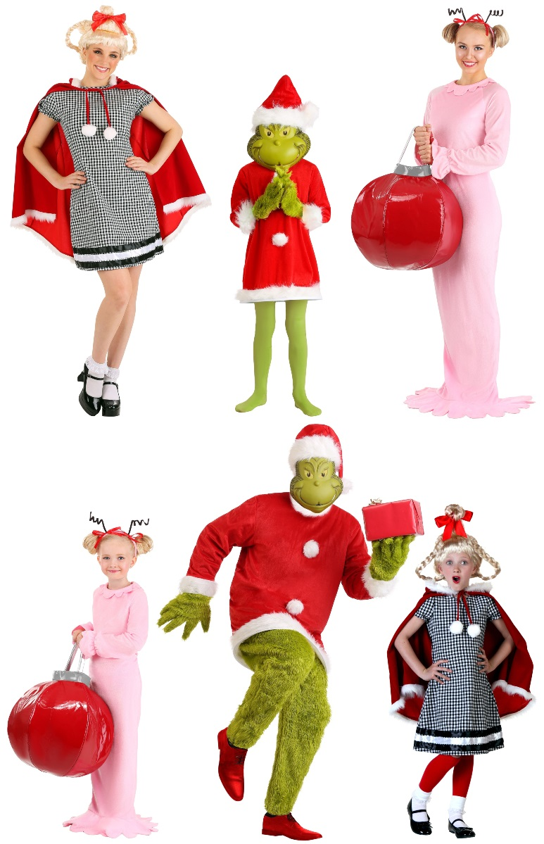 How the Grinch Stole Christmas! Costumes