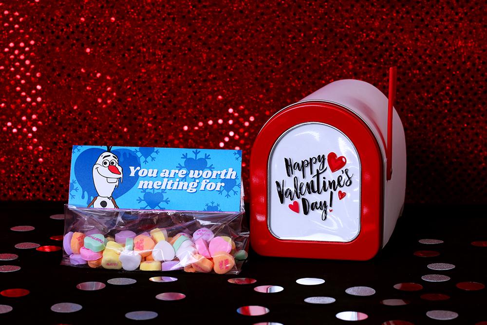 Olaf Printable Valentines