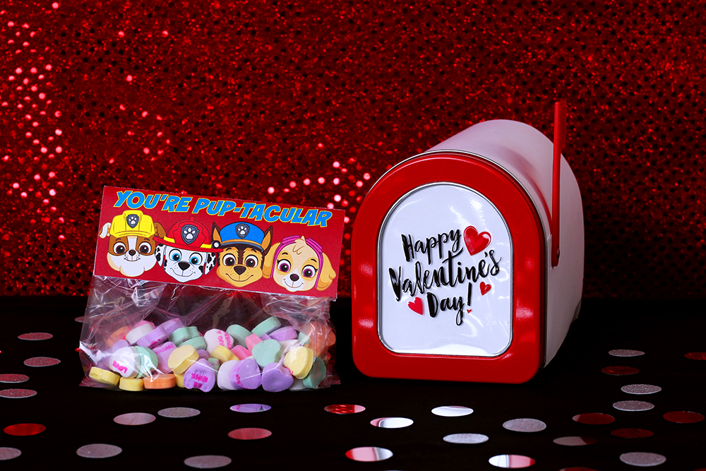 Paw Patrol Printable Valentines