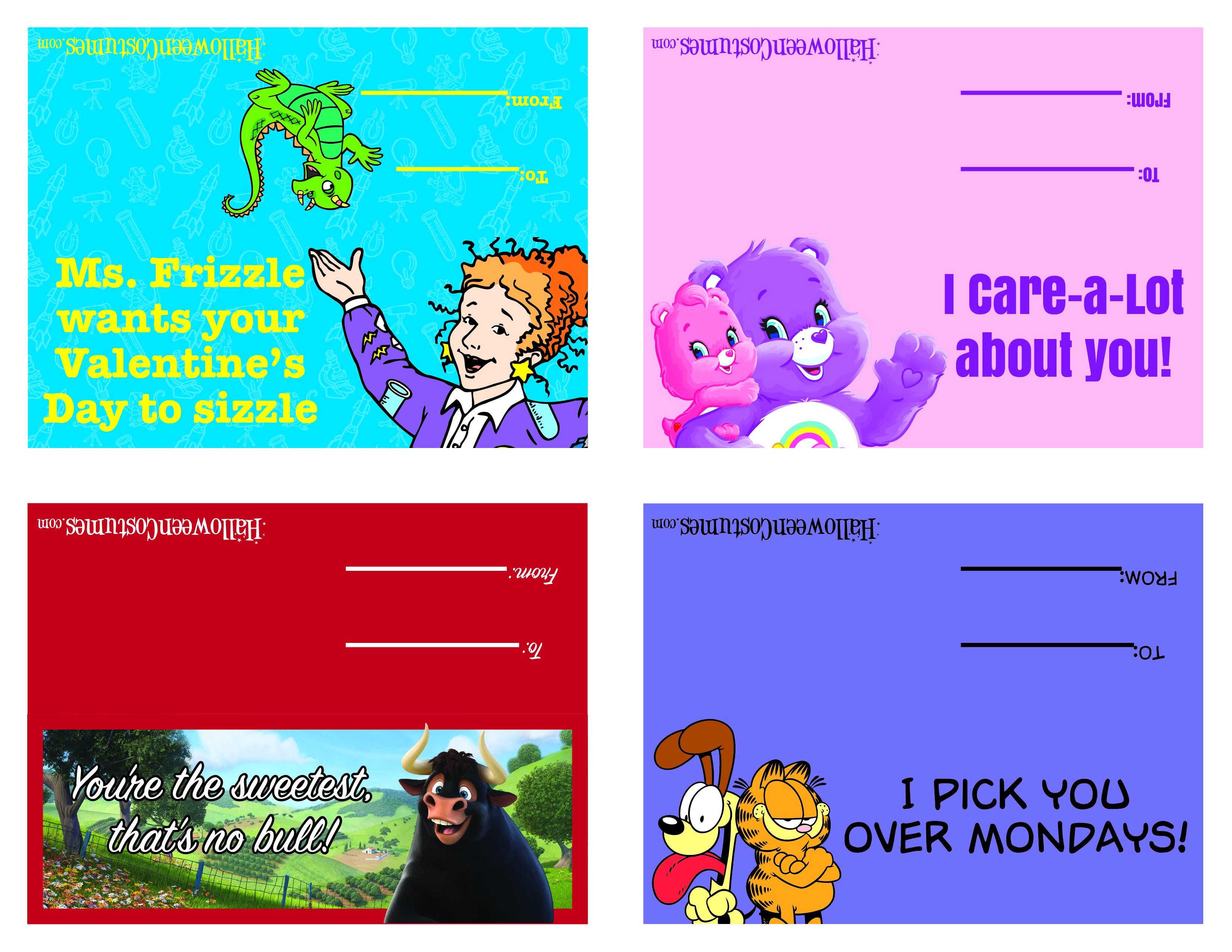 2018 Printable Valentine 04