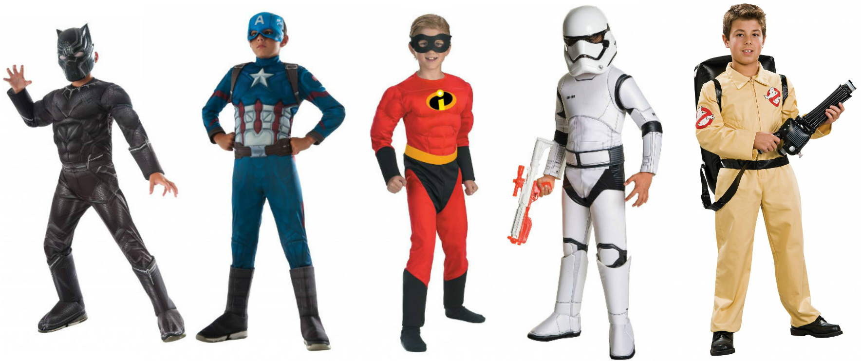 Purim Costumes for Boys