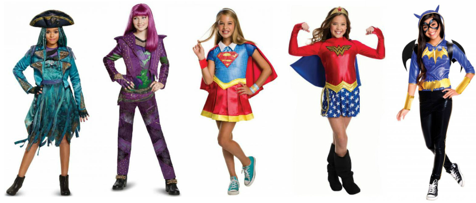 Purim Costumes for Girls