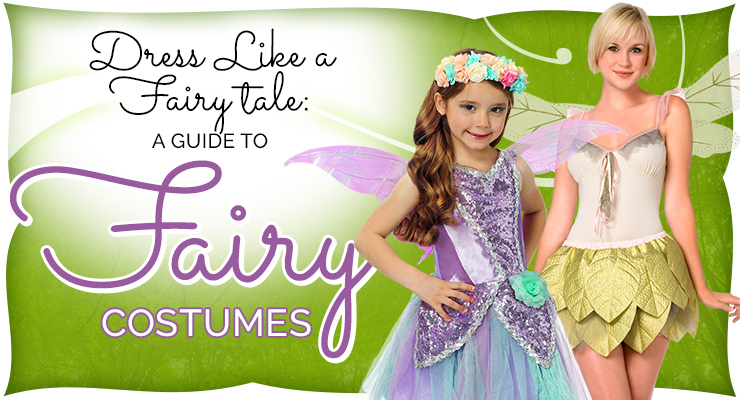Dress Like a Fairy Tale: A Guide to Fairy Costumes