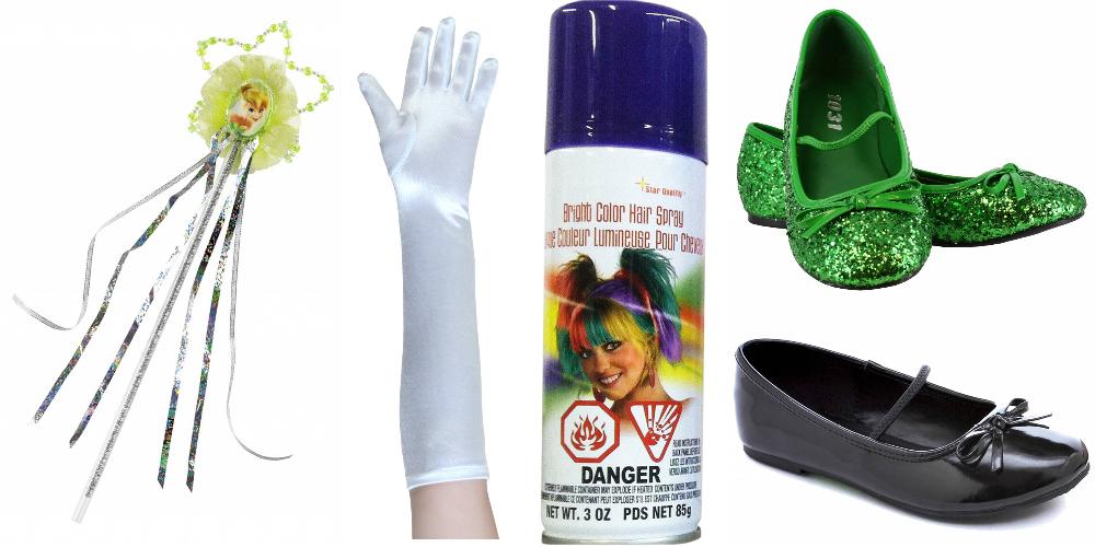 Girls' Fairy Accessories