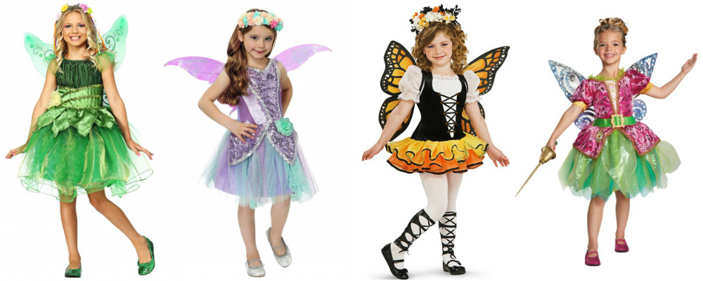 Girlsu0027 Fairy Costumes  sc 1 st  Halloween Costumes & Dress Like a Fairy Tale: A Guide to Fairy Costumes - Halloween ...