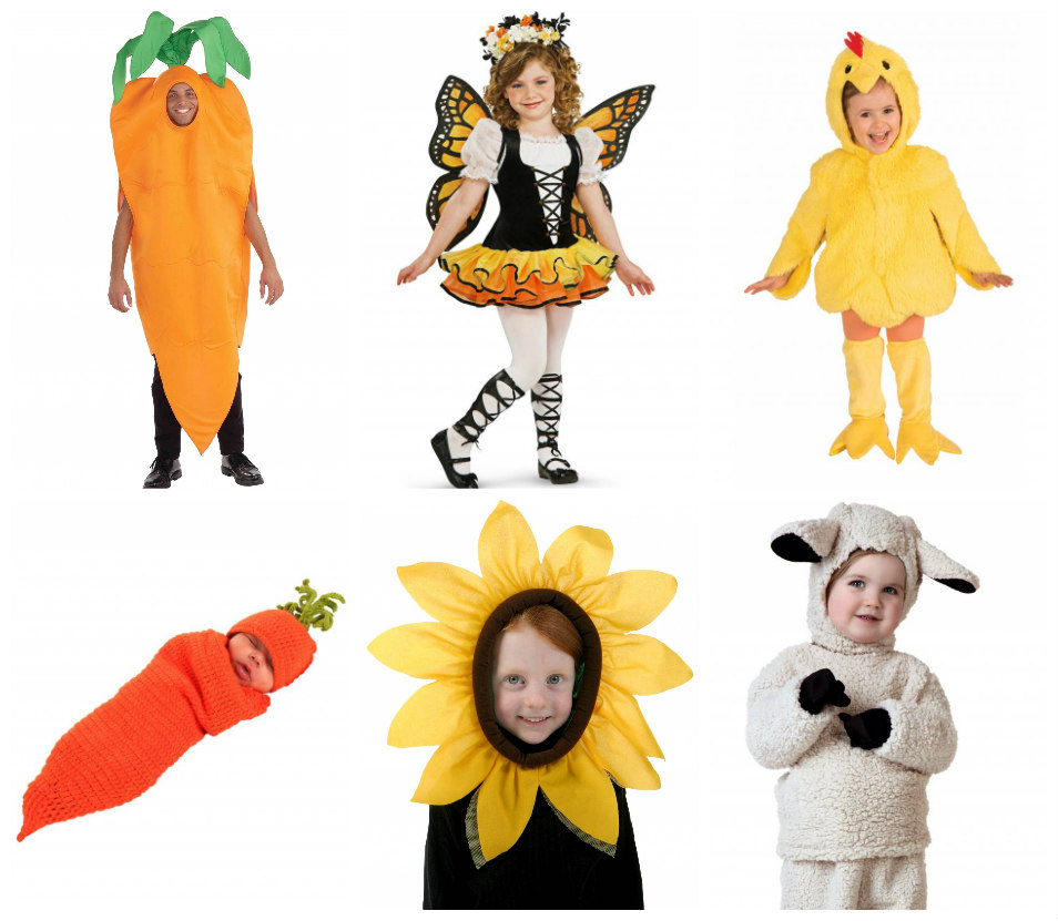 Costume Ideas for Spring