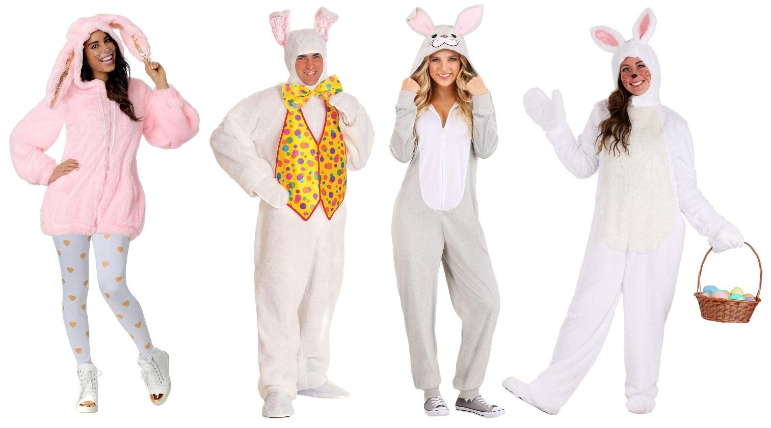 Adult Rabbit Costumes