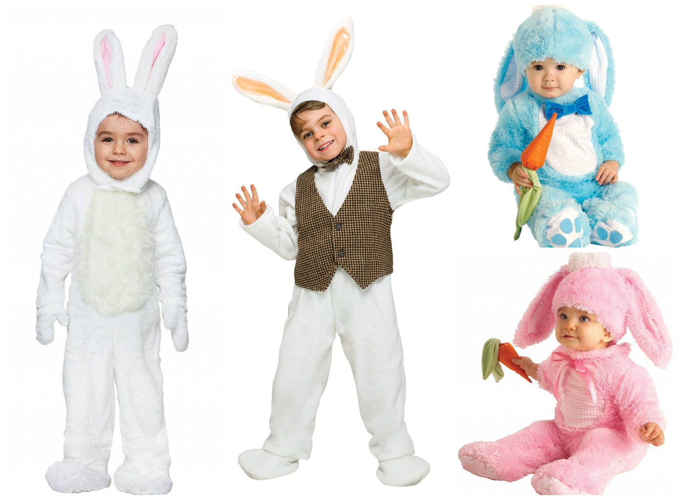 Kids Bunny Costumes
