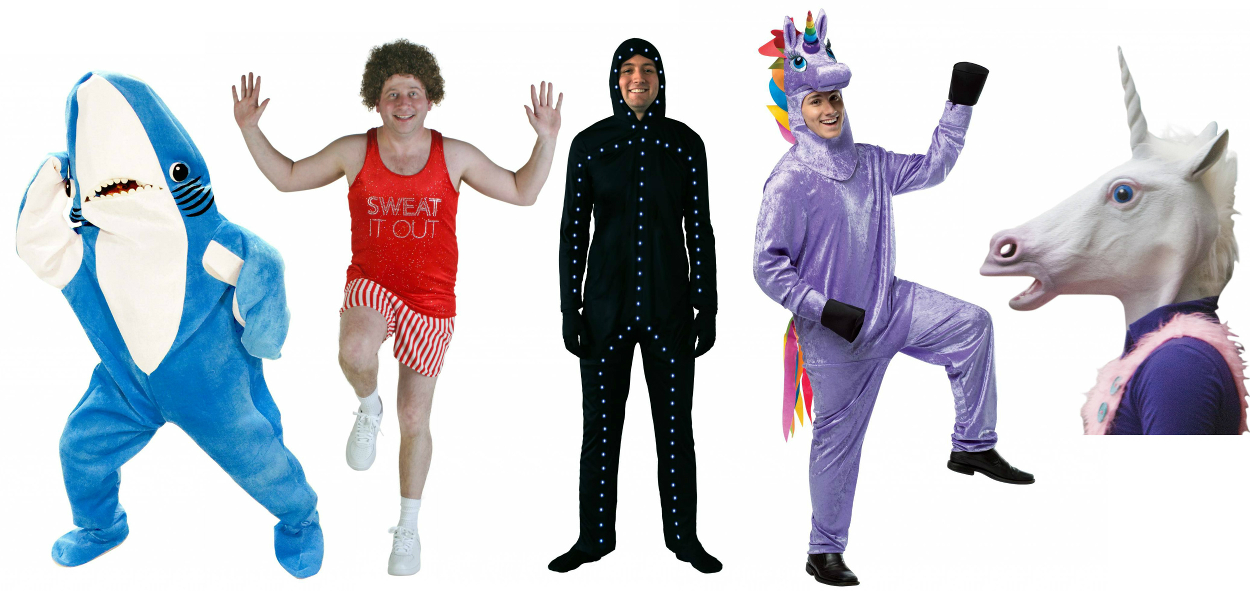 EDM Costumes for Men