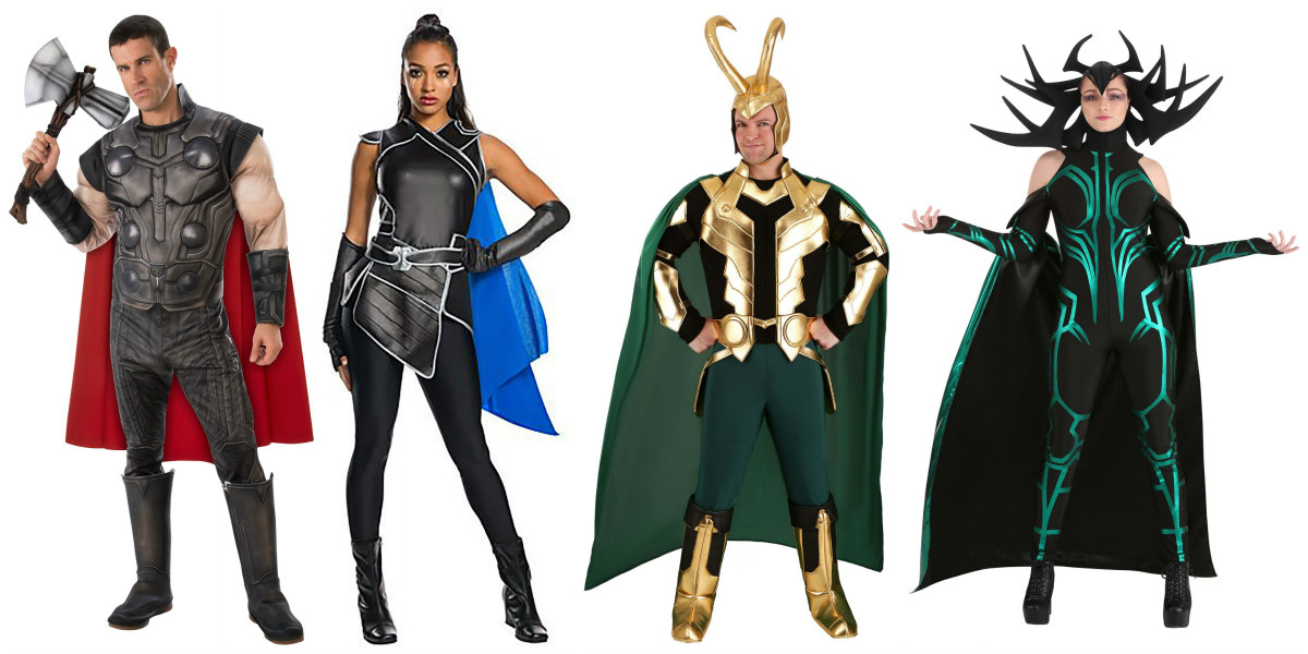 c1a59bb14090 Avengers Assemble: 40 Superhero Costumes for All Ages - Halloween ...
