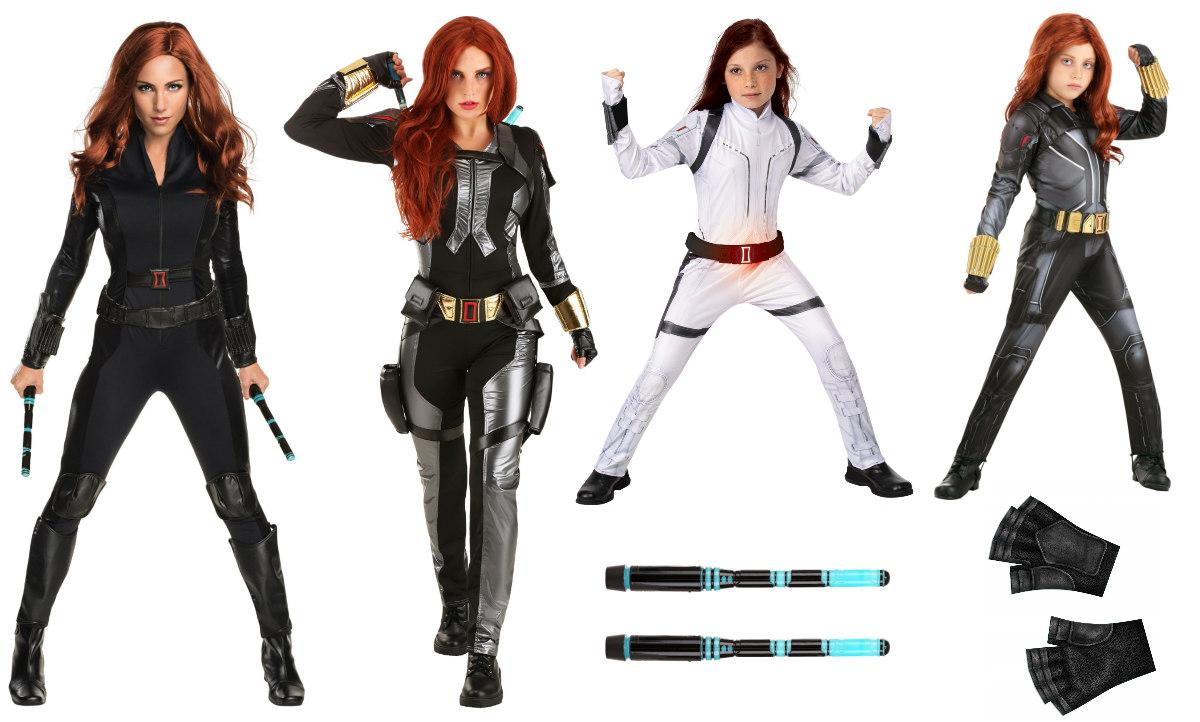 Black Widow Costumes