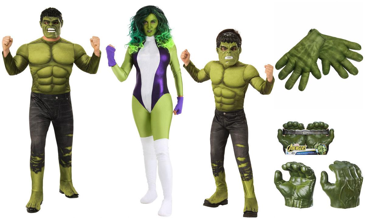 Hulk Costumes