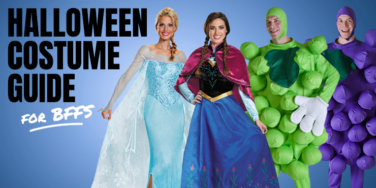 Halloween Costumes for BFFs