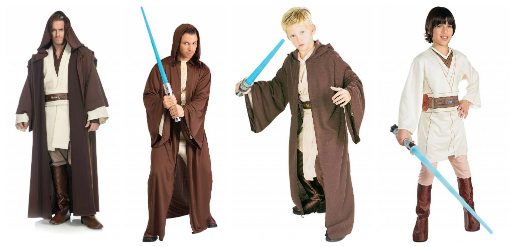 May The Force Be With You The Best Star Wars Costumes In