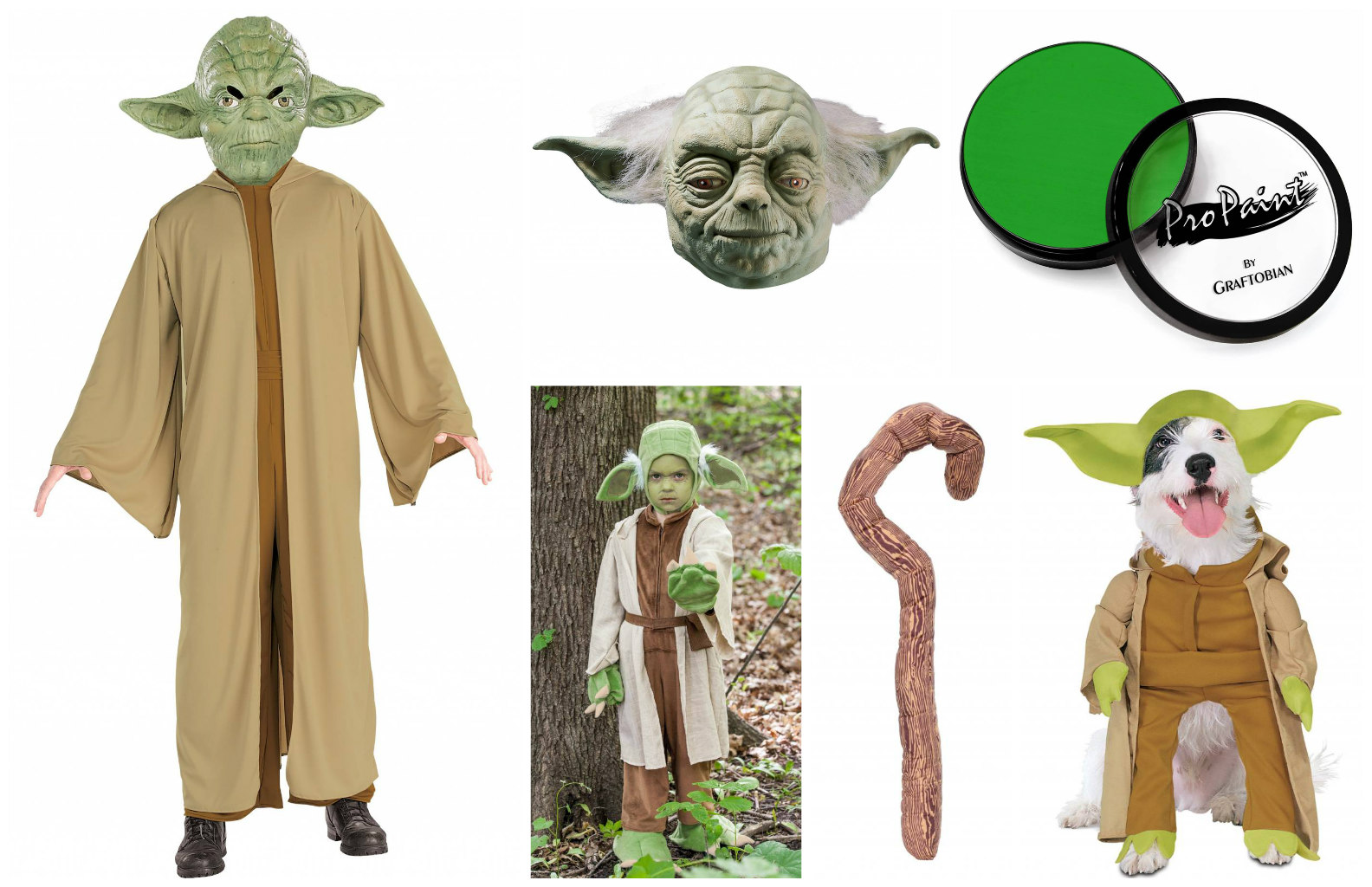 3f205eef92f7 May the Force Be With You: The Best Star Wars Costumes in the Galaxy ...