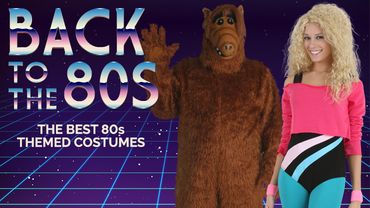 Back to the 80s: The Best 80s Costumes
