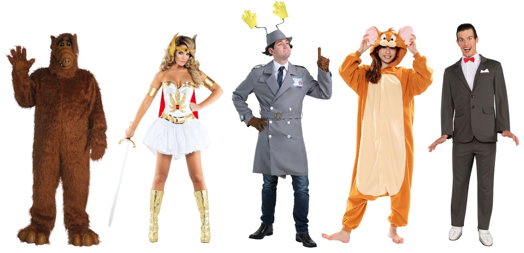 Other 80s TV Costume Ideas