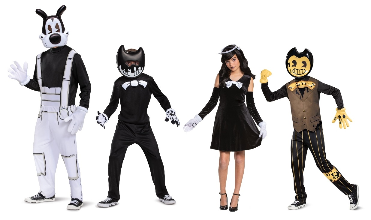 Bendy and the Ink Machine Halloween Costumes