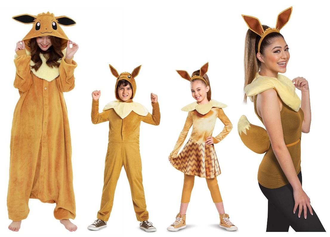 Eevee Halloween Costumes