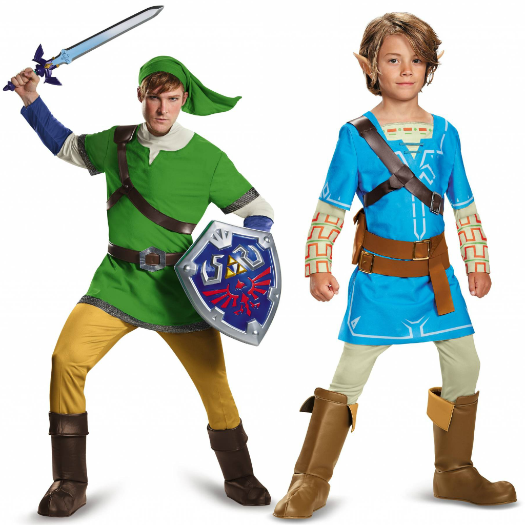 25 Video Game Character Costumes To Wear In 2018 Halloween