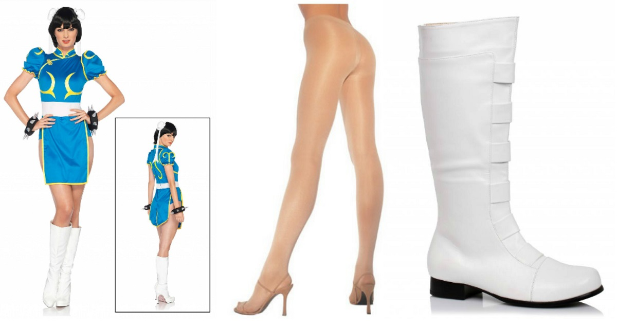 Chun Li costumes