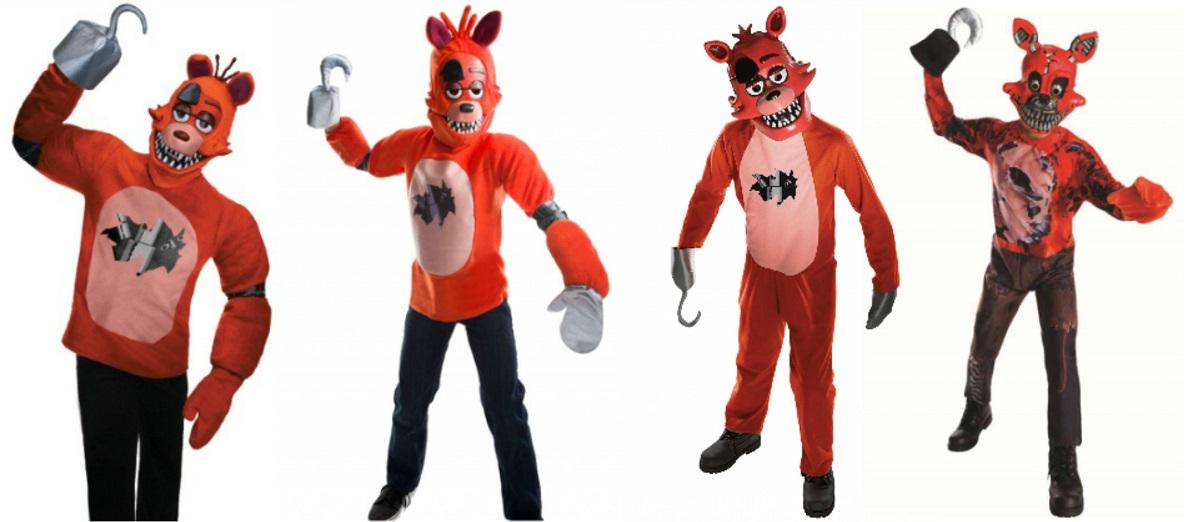 Foxy costumes