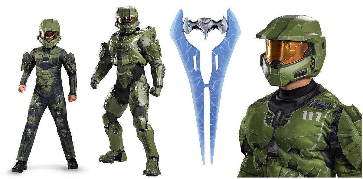 Halo Master Chief costumes
