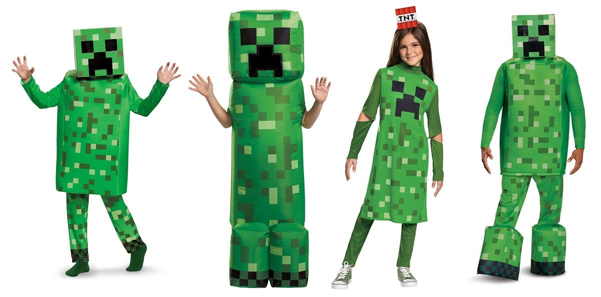 Creeper costumes