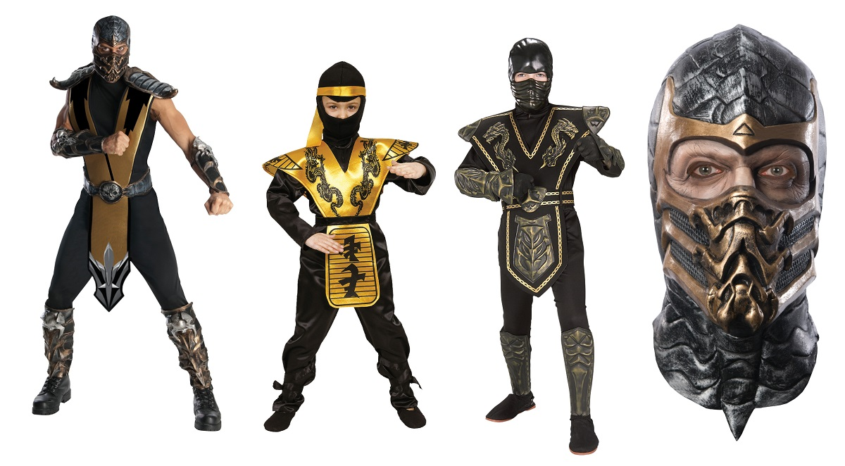 Scorpion costumes