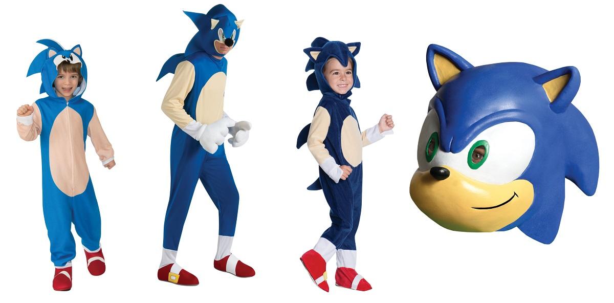 Sonic the Hedgehog costumes