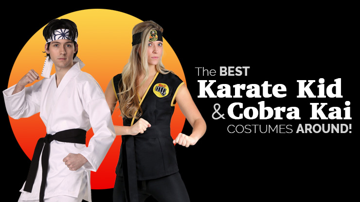 The Best Karate Kid And Cobra Kai Costumes Around